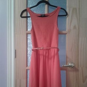 CORAL GUESS DRESS